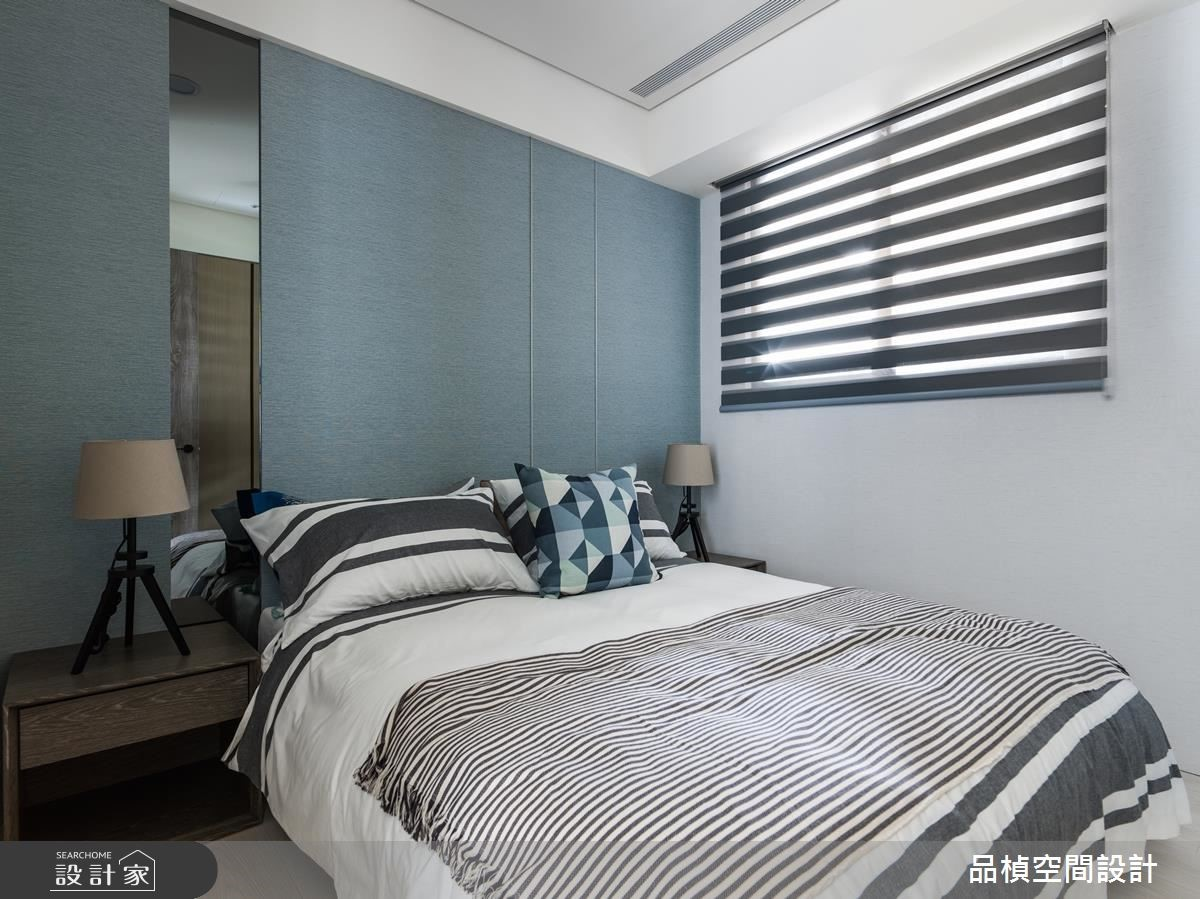 33坪新成屋(5年以下)_現代風臥室案例圖片_品楨空間設計_品楨_27之16