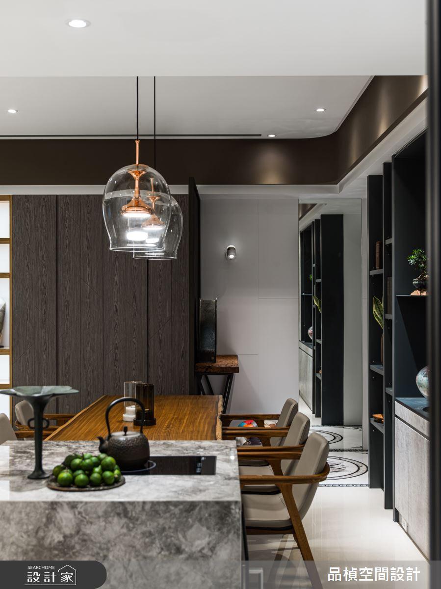 46坪新成屋(5年以下)_現代風餐廳案例圖片_品楨空間設計_品楨_29之5