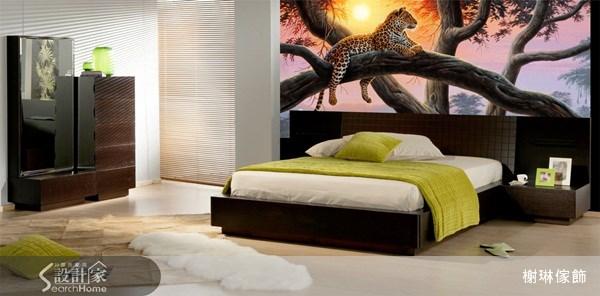 _案例圖片_榭琳傢飾設計公司_榭琳傢飾-窗簾.壁紙.家具提供_大幅壁紙之15