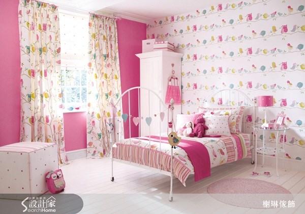 _案例圖片_榭琳傢飾設計公司_榭琳傢飾-窗簾.壁紙.家具提供_孩房之1