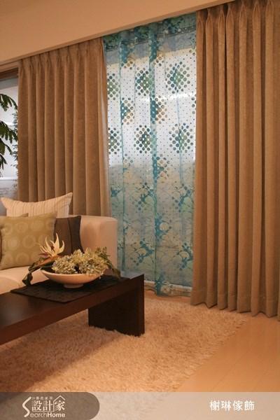 _案例圖片_榭琳傢飾設計公司_榭琳傢飾-窗簾.壁紙.家具提供_日本傢飾布之2