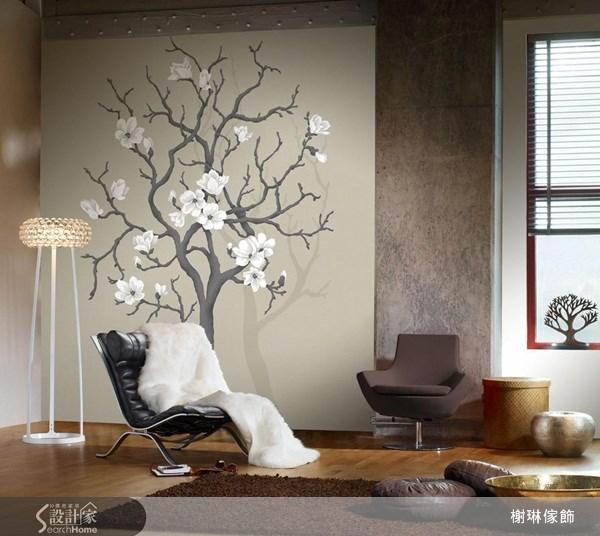 _案例圖片_榭琳傢飾設計公司_榭琳傢飾-窗簾.壁紙.家具提供_Urban Nature之5