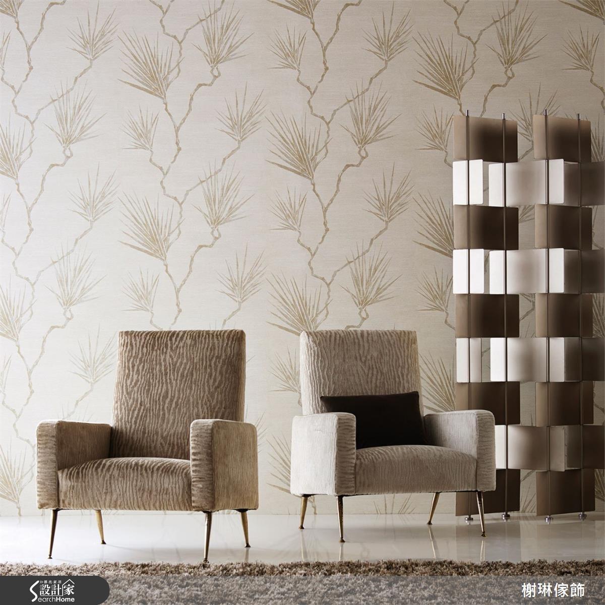 _案例圖片_榭琳傢飾設計公司_榭琳傢飾-窗簾,壁紙,傢俱_ Anthology 1之4