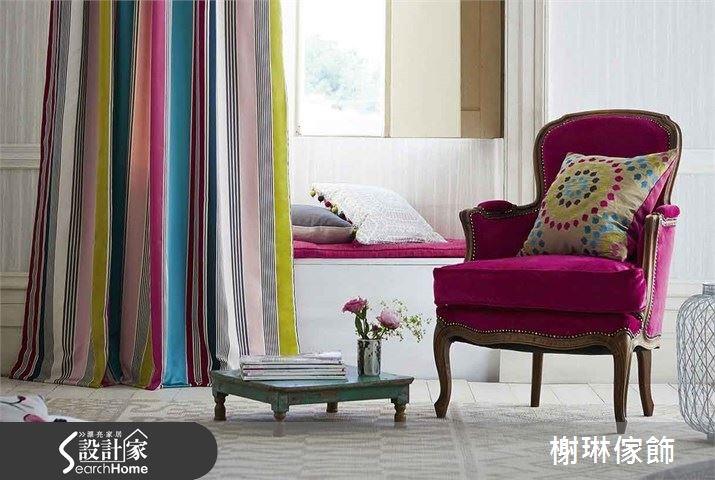 _案例圖片_榭琳傢飾設計公司_榭琳傢飾-窗簾,壁紙,傢俱_Artisan Embroideries 1之2