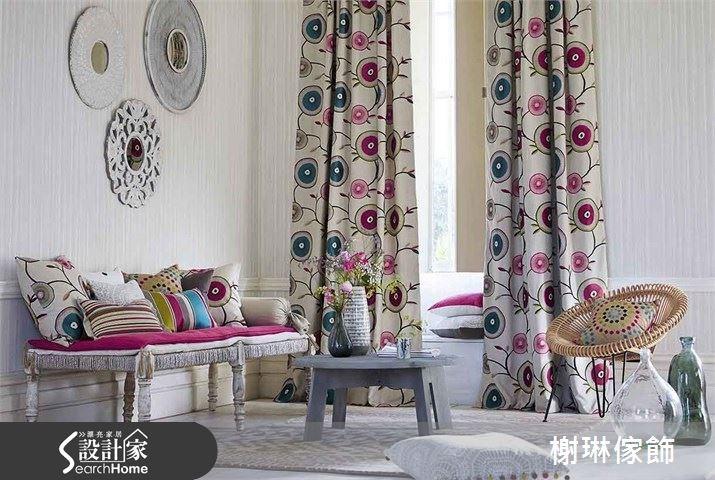 _案例圖片_榭琳傢飾設計公司_榭琳傢飾-窗簾,壁紙,傢俱_Artisan Embroideries 1之4
