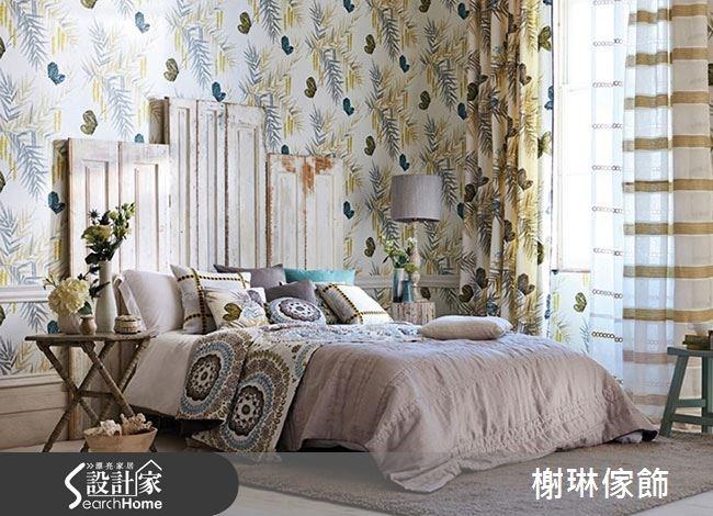 _案例圖片_榭琳傢飾設計公司_榭琳傢飾-窗簾,壁紙,傢俱_Jardin Boheme 2之1