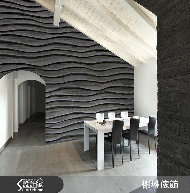 _案例圖片_榭琳傢飾設計公司_榭琳傢飾-窗簾,壁紙,傢俱_Just Concrete (大圖壁紙) 2之3
