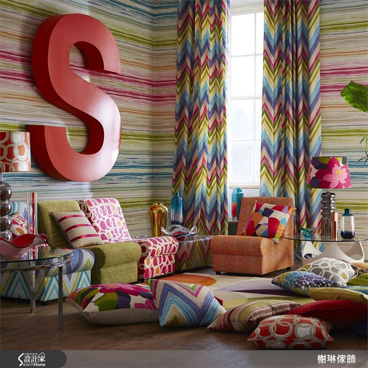 _案例圖片_榭琳傢飾設計公司_榭琳傢飾-窗簾,壁紙,傢俱_Spirit & Soul 1之9