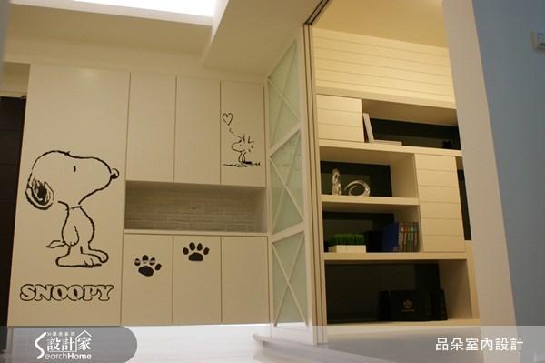 24坪新成屋(5年以下)_簡約風案例圖片_品朵室內設計_品朵_02之4