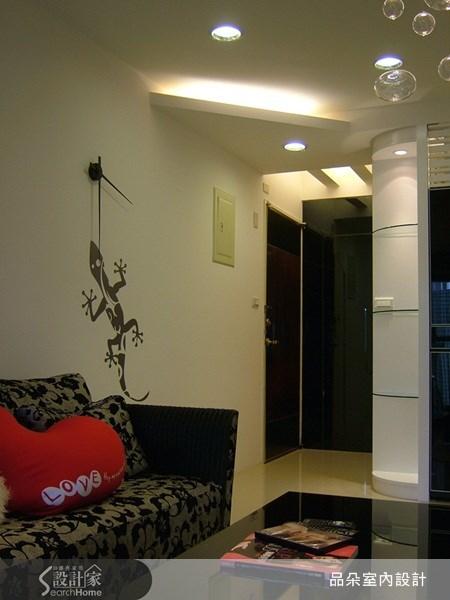 16坪中古屋(5~15年)_現代風案例圖片_品朵室內設計_品朵_04之1