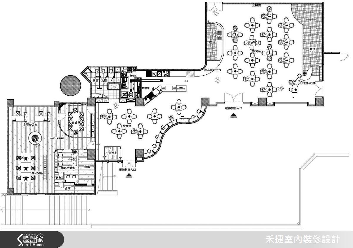 120坪_工業風案例圖片_禾捷室內裝修設計有限公司_禾捷_29之19