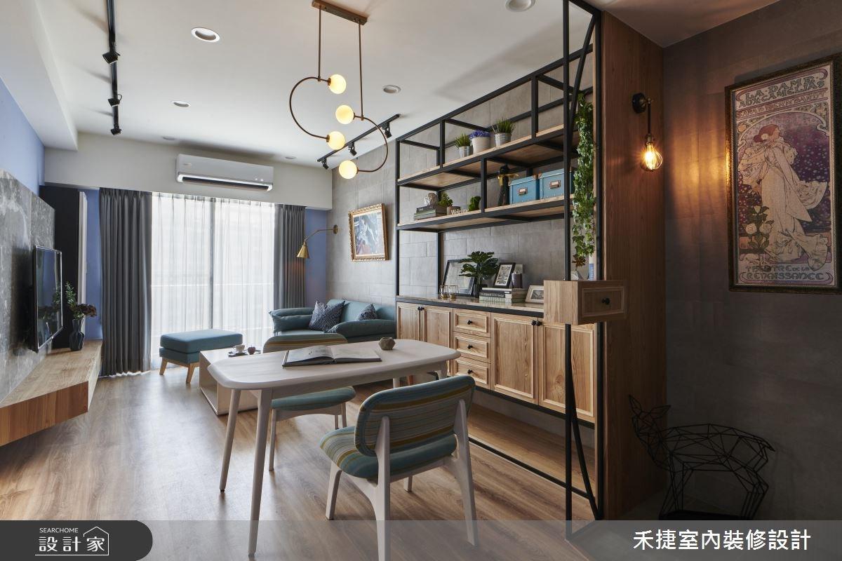 新成屋(5年以下)_新古典案例圖片_禾捷室內裝修設計有限公司_禾捷_42之2