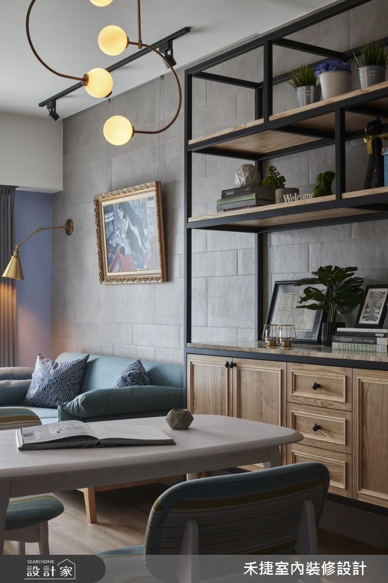 新成屋(5年以下)_新古典案例圖片_禾捷室內裝修設計有限公司_禾捷_42之4