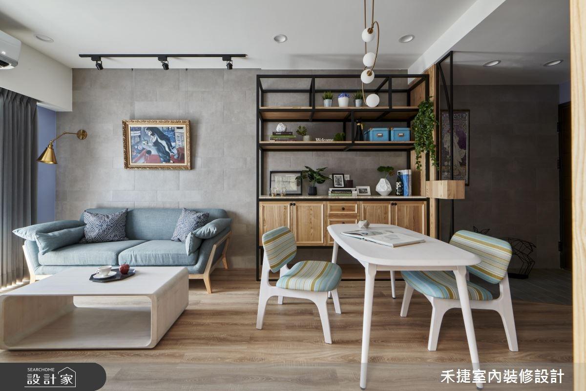 新成屋(5年以下)_新古典案例圖片_禾捷室內裝修設計有限公司_禾捷_42之5