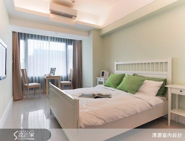 17坪_現代風臥室案例圖片_澤源室內設計_澤源_02之12