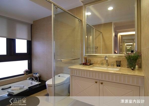 50坪_新古典浴室案例圖片_澤源室內設計_澤源_05之26