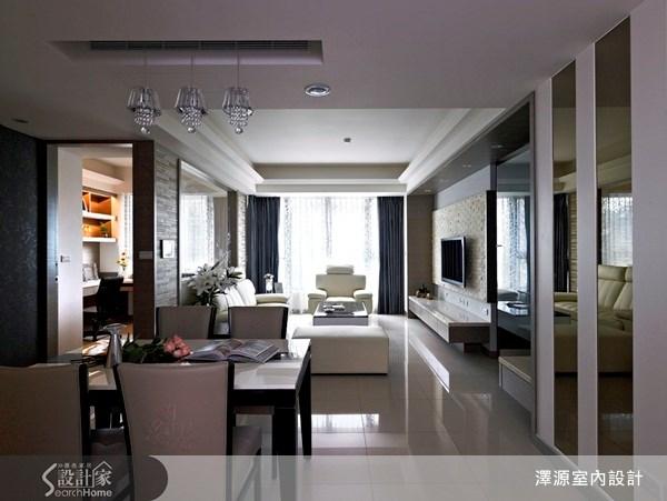 40坪_現代風餐廳案例圖片_澤源室內設計_澤源_06之3