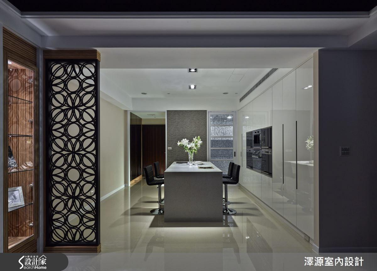 50坪_現代風餐廳案例圖片_澤源室內設計_澤源_14之3