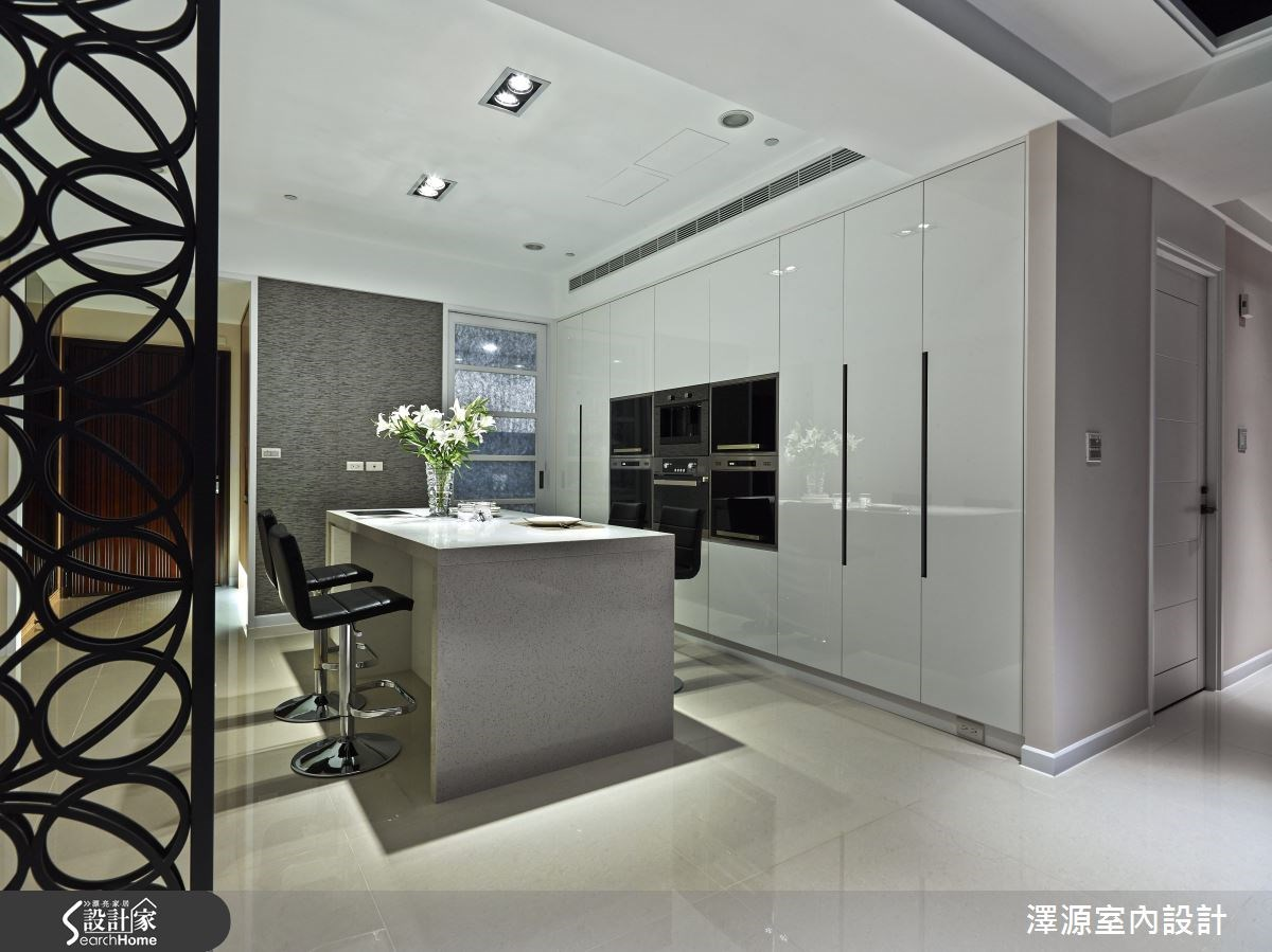 50坪_現代風餐廳案例圖片_澤源室內設計_澤源_14之4
