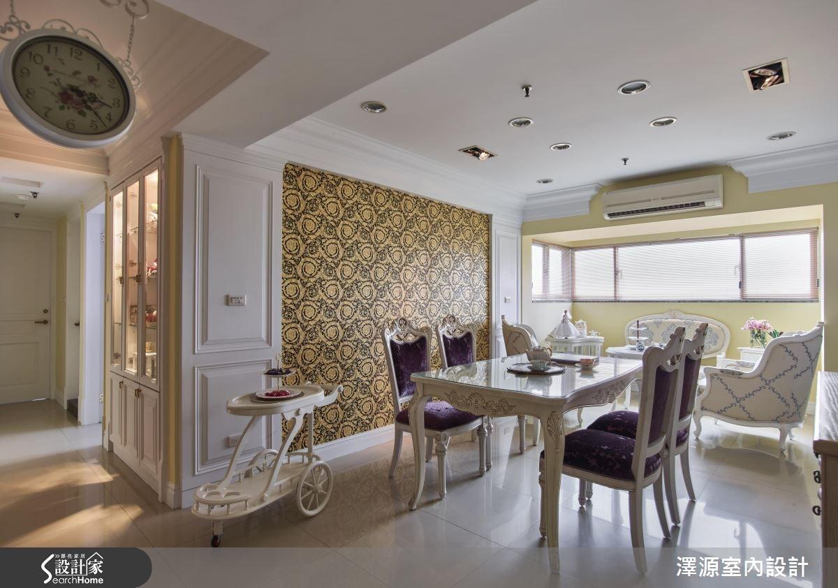 60坪老屋(16~30年)_美式風案例圖片_澤源室內設計_澤源_17之6