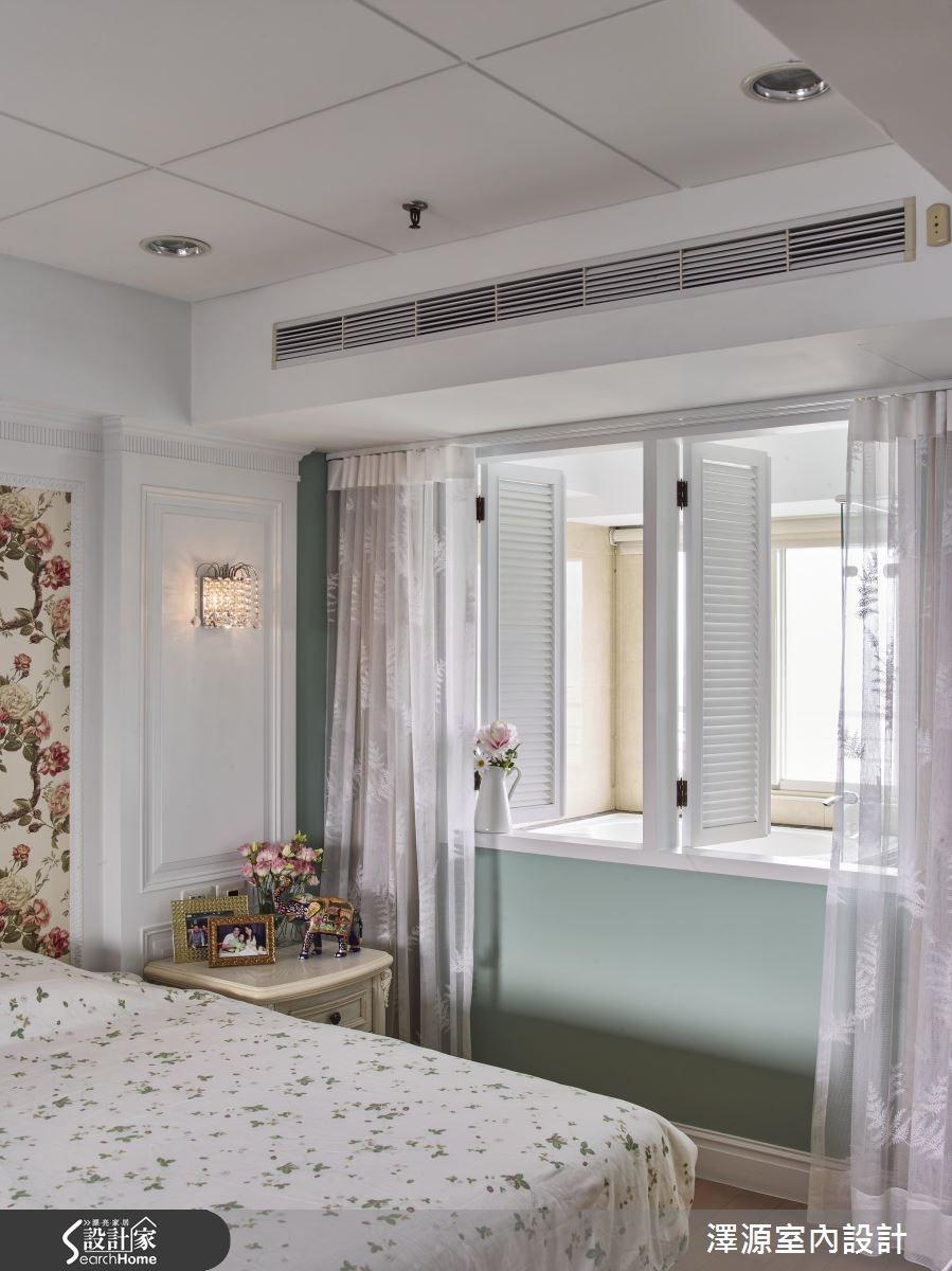 60坪老屋(16~30年)_美式風案例圖片_澤源室內設計_澤源_17之9