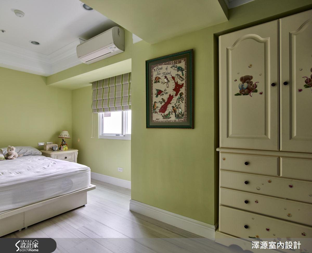 60坪老屋(16~30年)_美式風案例圖片_澤源室內設計_澤源_17之12