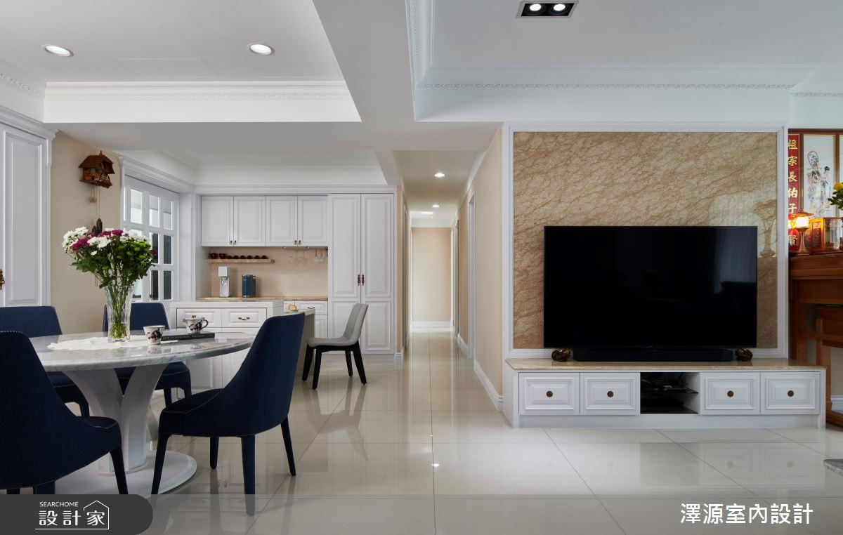 40坪新成屋(5年以下)_美式風餐廳案例圖片_澤源室內設計_澤源_18之8