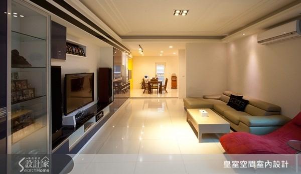 80坪老屋(16~30年)_現代風案例圖片_皇室空間室內設計_皇室_02之3