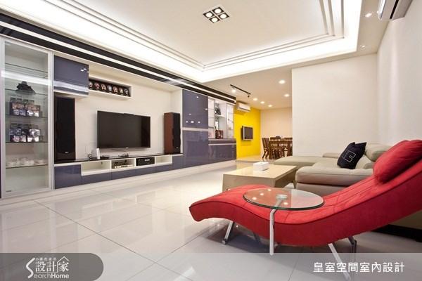 80坪老屋(16~30年)_現代風案例圖片_皇室空間室內設計_皇室_02之1