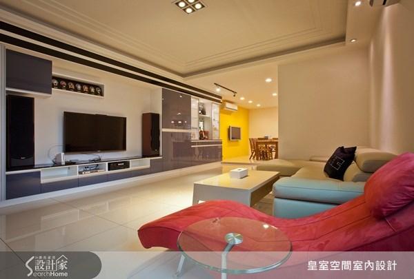 80坪老屋(16~30年)_現代風案例圖片_皇室空間室內設計_皇室_02之2