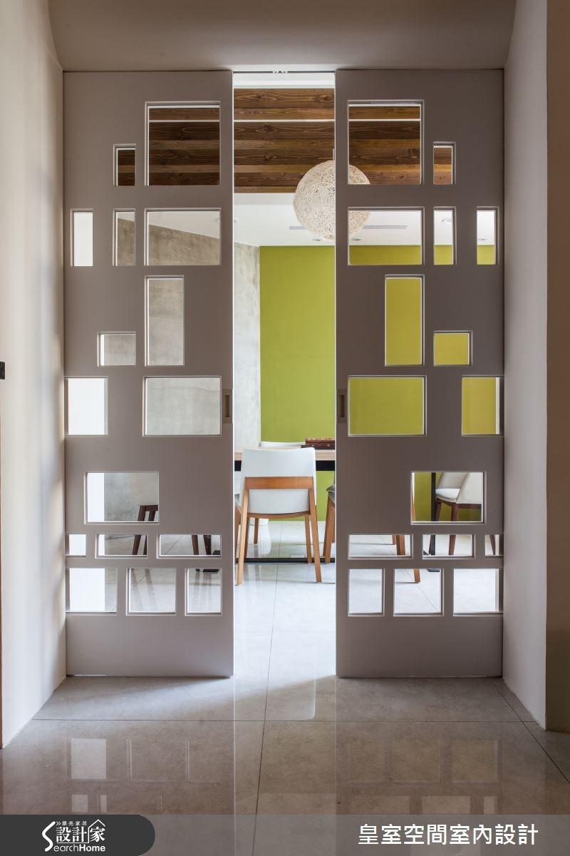 50坪新成屋(5年以下)_現代風案例圖片_皇室空間室內設計_皇室_07之1