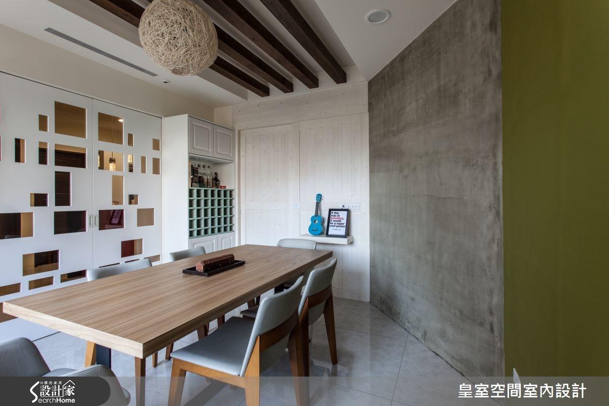 50坪新成屋(5年以下)_現代風案例圖片_皇室空間室內設計_皇室_07之2