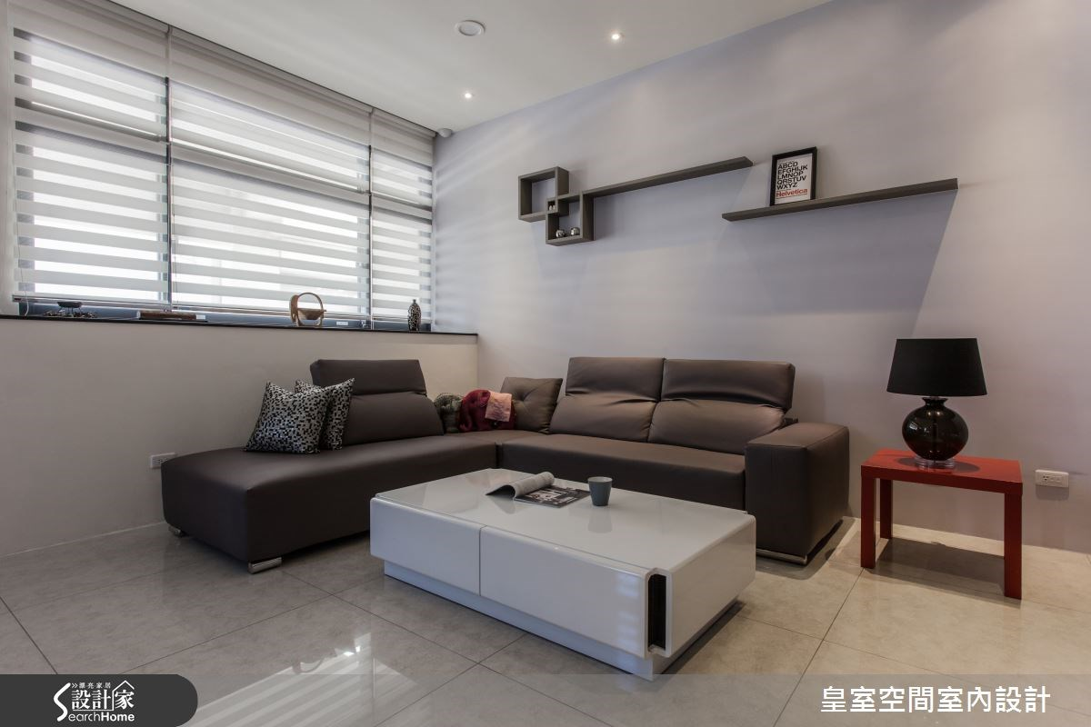 50坪新成屋(5年以下)_現代風案例圖片_皇室空間室內設計_皇室_07之4