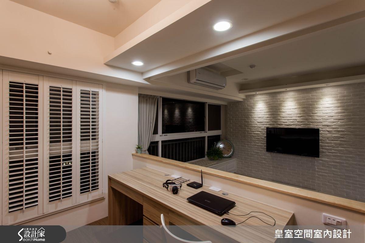 25坪新成屋(5年以下)_混搭風案例圖片_皇室空間室內設計_皇室_11之3