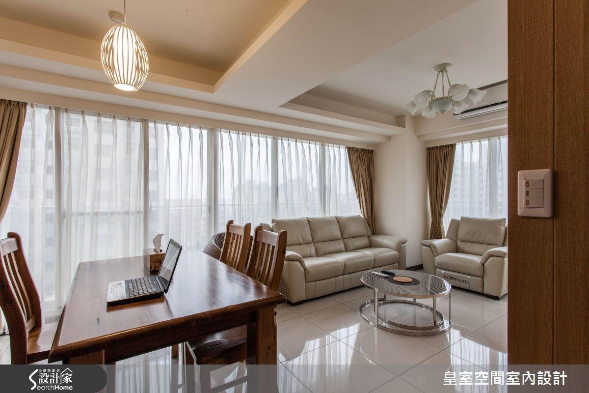 25坪新成屋(5年以下)_混搭風案例圖片_皇室空間室內設計_皇室_12之3