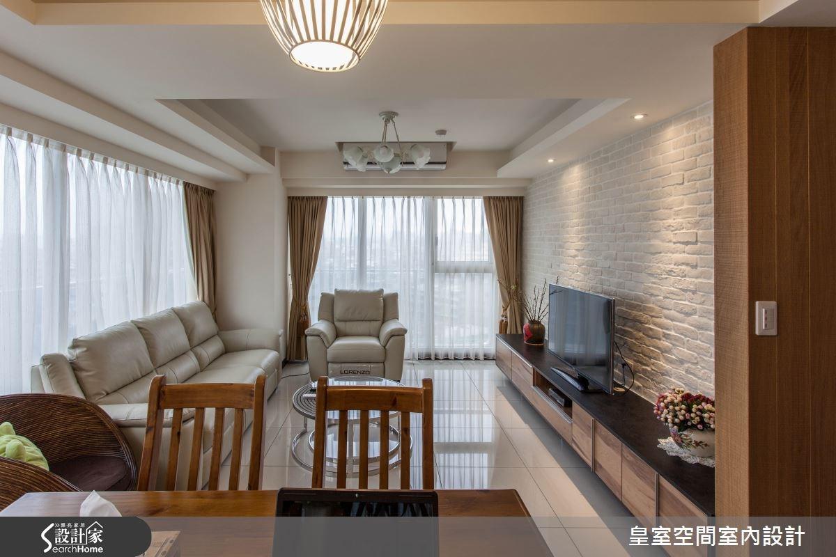 25坪新成屋(5年以下)_混搭風案例圖片_皇室空間室內設計_皇室_12之4