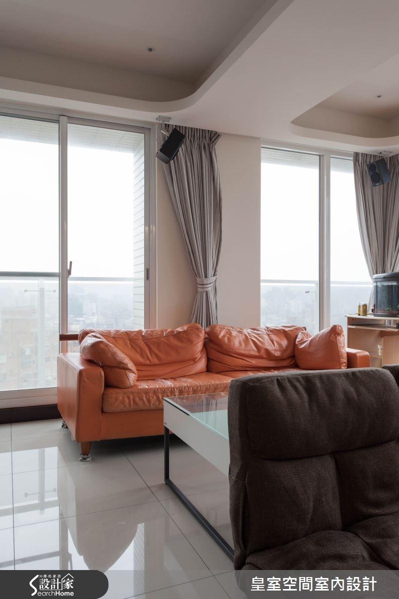 30坪新成屋(5年以下)_現代風案例圖片_皇室空間室內設計_皇室_16之4