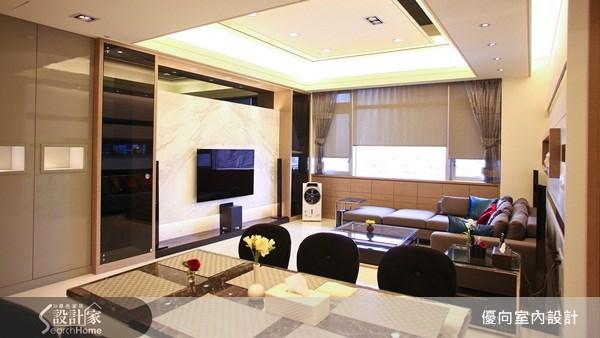 70坪_奢華風案例圖片_優向室內裝修設計_優向_01之2