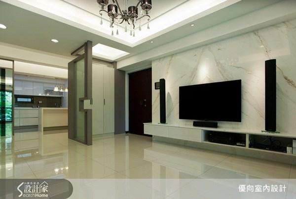 50坪新成屋(5年以下)_現代風案例圖片_優向室內裝修設計_優向_10之4