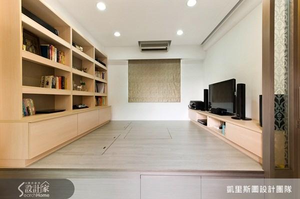 70坪新成屋(5年以下)_混搭風案例圖片_凱里斯圖設計團隊_多河_03之11