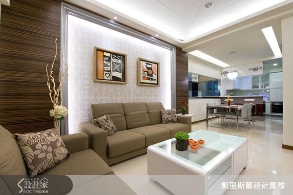 70坪新成屋(5年以下)_混搭風案例圖片_凱里斯圖設計團隊_多河_03之3