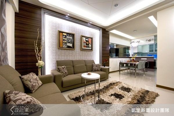 70坪新成屋(5年以下)_混搭風案例圖片_凱里斯圖設計團隊_多河_03之2