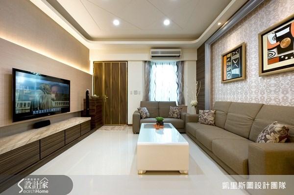 70坪新成屋(5年以下)_混搭風案例圖片_凱里斯圖設計團隊_多河_03之4