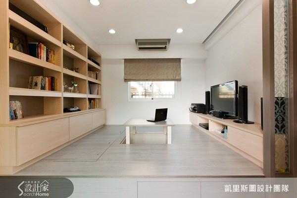 70坪新成屋(5年以下)_混搭風案例圖片_凱里斯圖設計團隊_多河_03之12