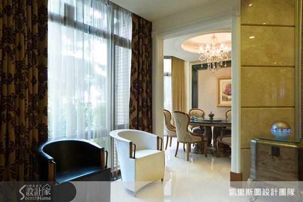 80坪新成屋(5年以下)_新古典案例圖片_凱里斯圖設計團隊_多河_05之3