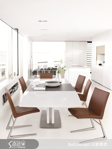 _案例圖片_BoConcept北歐概念_北歐概念_DINING TABLE  OCCA-383028之2