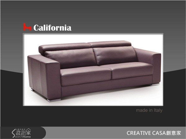_案例圖片_創空間CASA*_創意家_NICOLETTIHOME_California系列之6