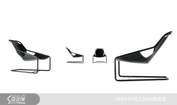 _案例圖片_創空間CASA*_創意家_JESSE_Arm Chair-Lina系列之2