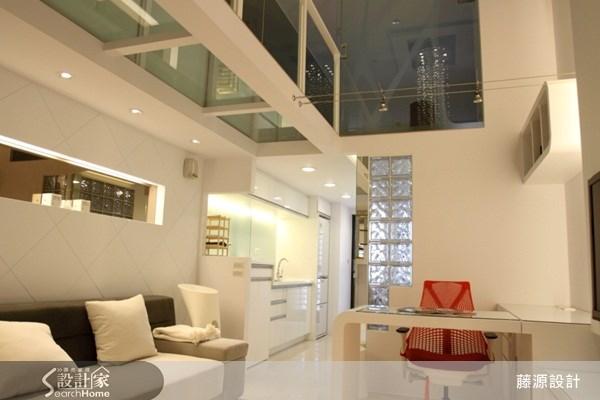 10坪新成屋(5年以下)_現代風案例圖片_藤源設計_藤源_02之4