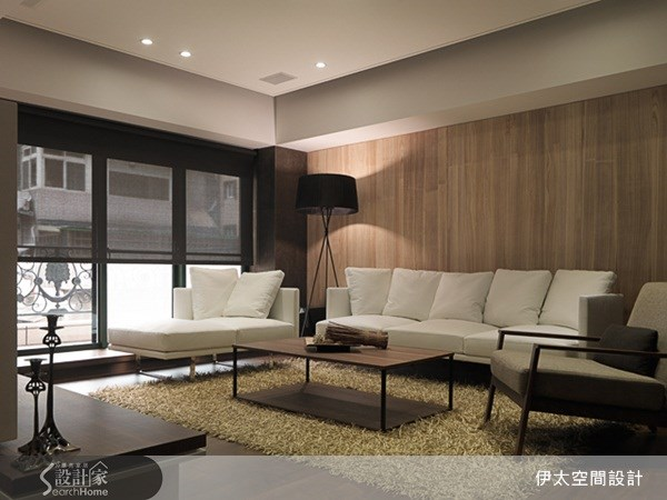 55坪新成屋(5年以下)_現代風案例圖片_伊太空間設計_伊太_01之4